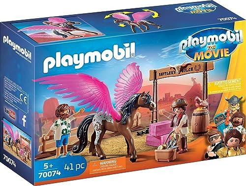 Playmobil Licorne avec poulain 6461
