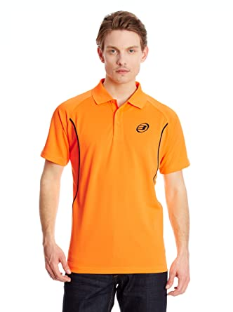 Bullpadel Polo Antimio Naranja M: Amazon.es: Ropa y accesorios