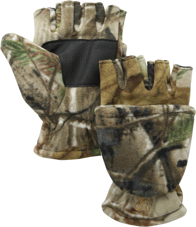Rocky Mens Silent Hunter Fleece Glomitt Gloves
