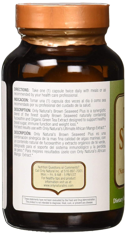 Amazon.com: Sólo Naturales algas café Plus: Health ...