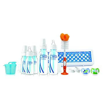 Amazon.com : Dr. Browns First Year Feeding Set : Baby