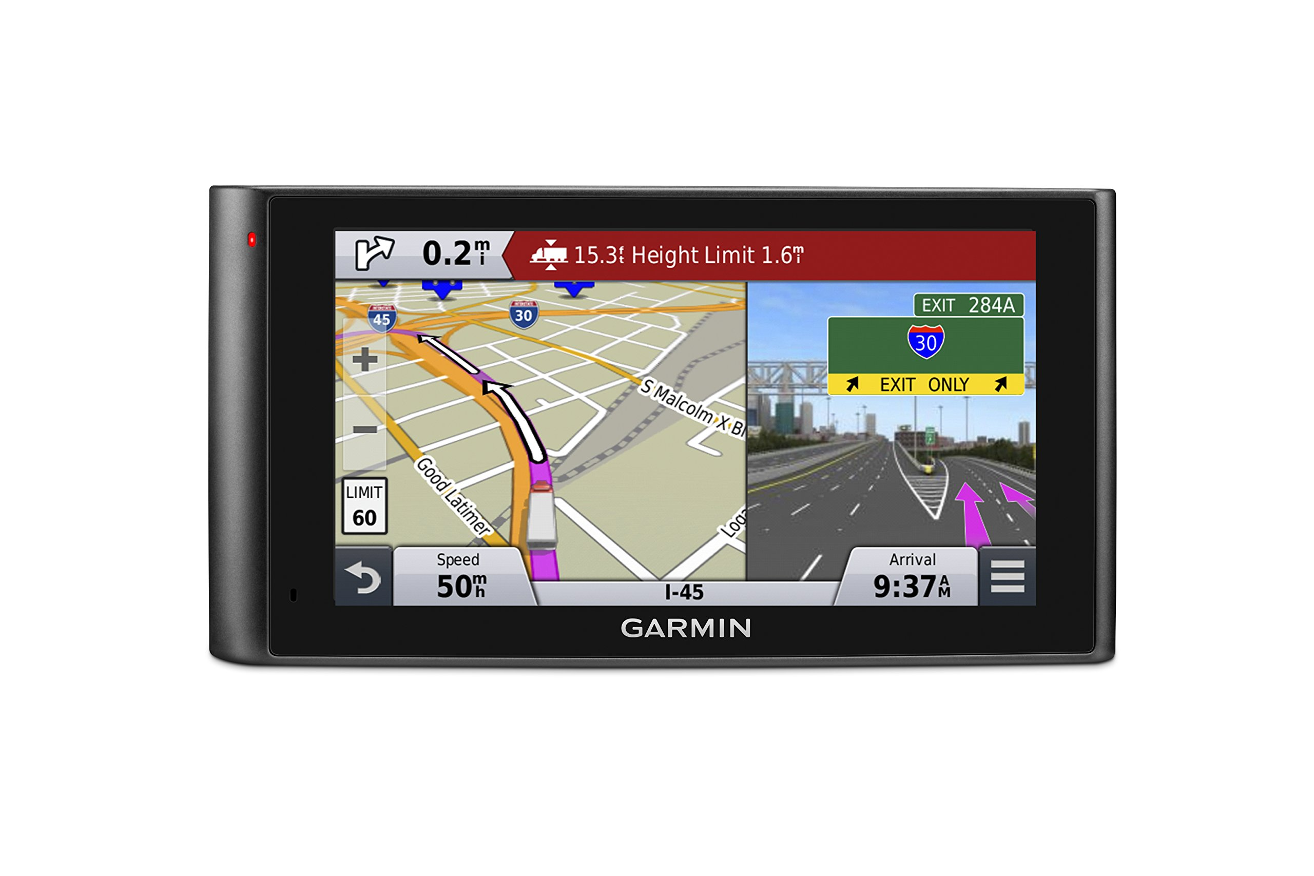 Garmin DezlCam LMTHD 6-Inch Truck Navigator