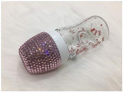 Brillantes Biberón, regalo único, brillantes, purpurina ...