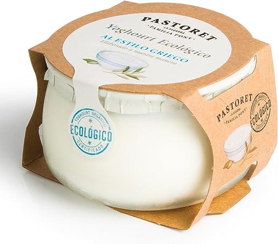 Pastoret Yogur Ecológico Griego, 135g: Amazon.es ...