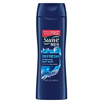 Suave Men Body Wash
