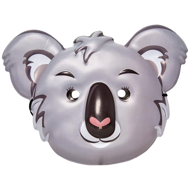 360 Party Lab 子供用 実物動物のマスク コアラ  B07GZV6MXL