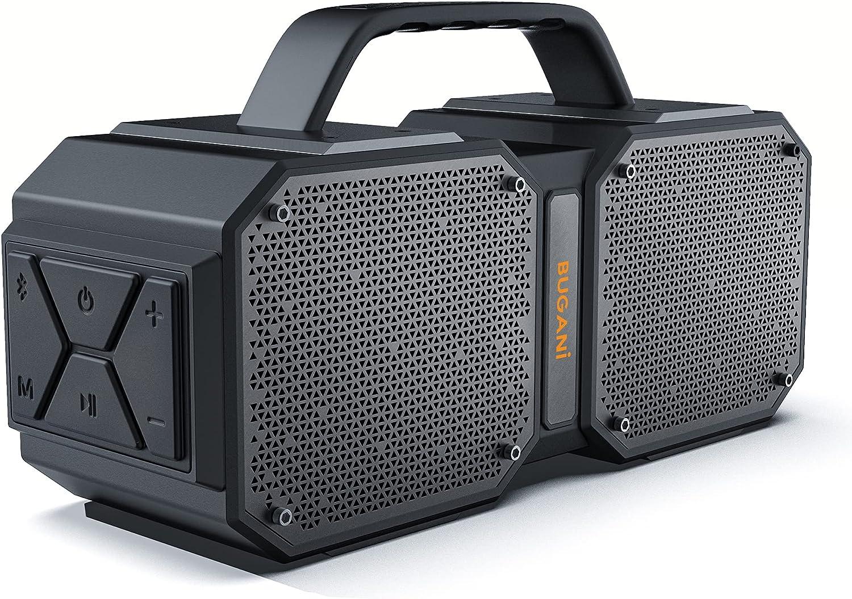 Bugani M83 50W Bluetooth 5.0 Portable Wireless Speaker $35.99 Coupon