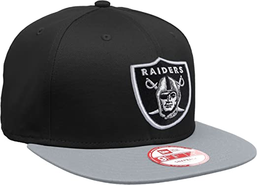 New Era Oakland Raiders Grablk Gorra, Unisex Adulto: Amazon.es ...