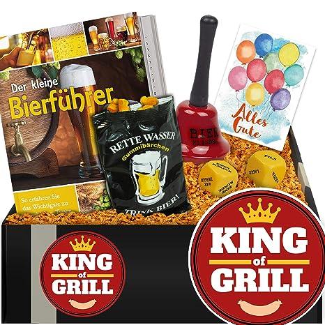 King Of Grill Geschenkset Bierfreude Beste Geschenke Fur Manner