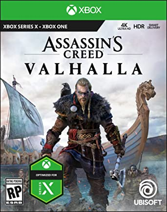 Amazon Com Assassin S Creed Valhalla Xbox One Standard Edition