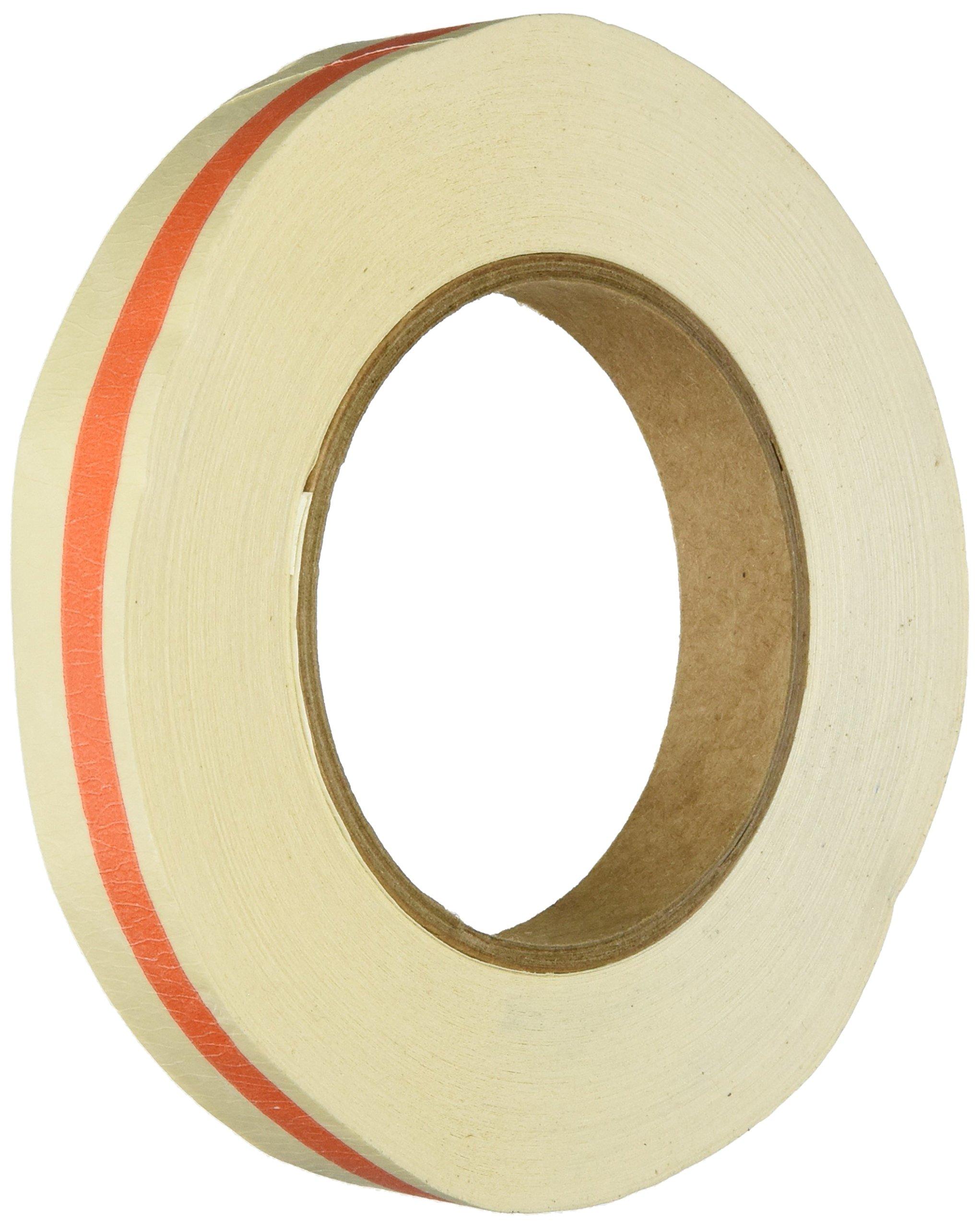 Hu-Friedy IMS-1263 Autoclave Monitor Tape, 3/4 Length, 55 mm Length, Orange