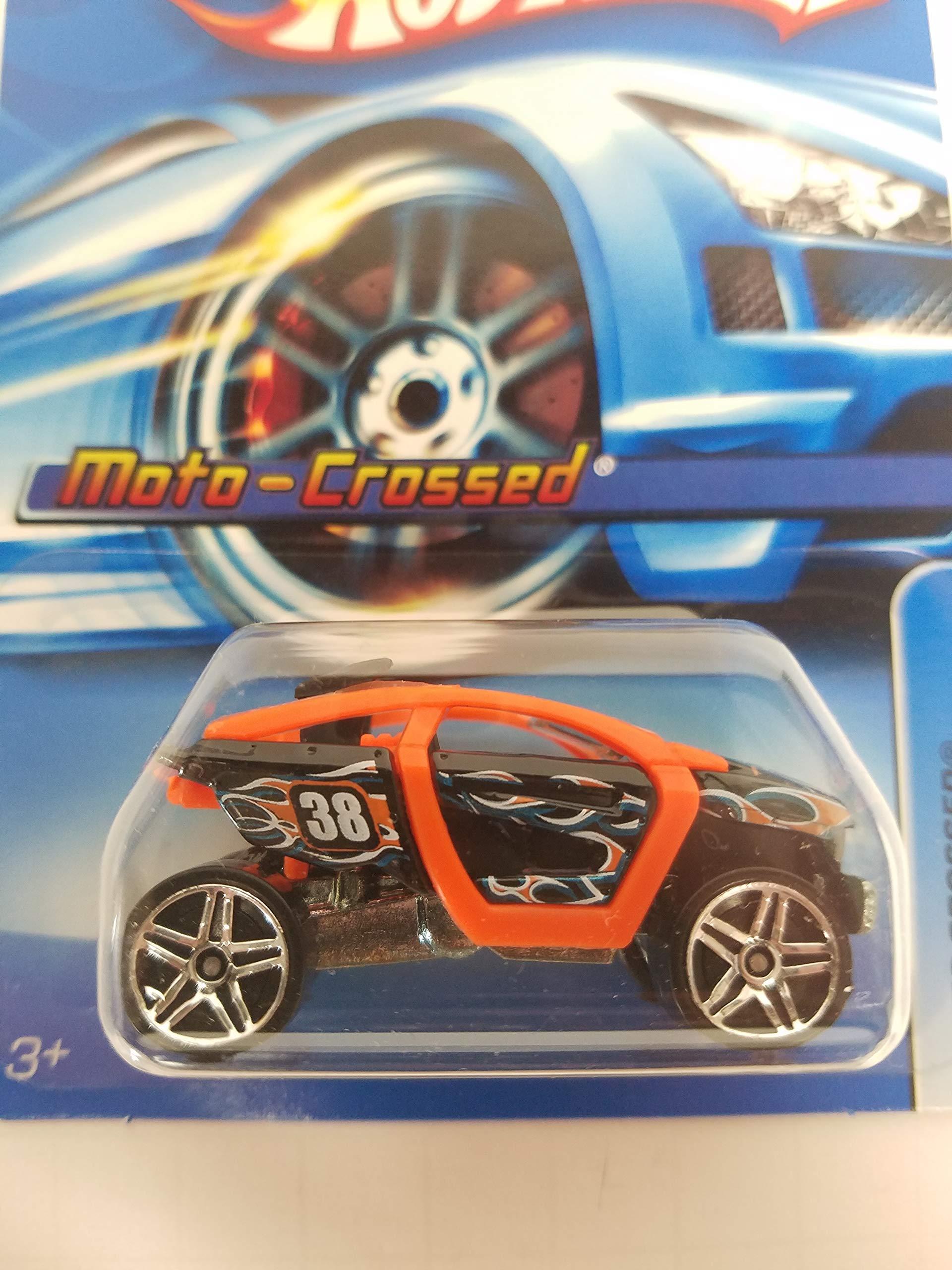 Moto Crossed No.148 Hot Wheels 2006 1/64 scale diecast car
