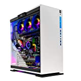 Skytech Omega Gaming PC Desktop - Intel Core-i9 10900K 3.7GHz, RTX 3090 24GB, 32GB 3600 RGB MEM, 1TB NVME, Z490 Motherboard,