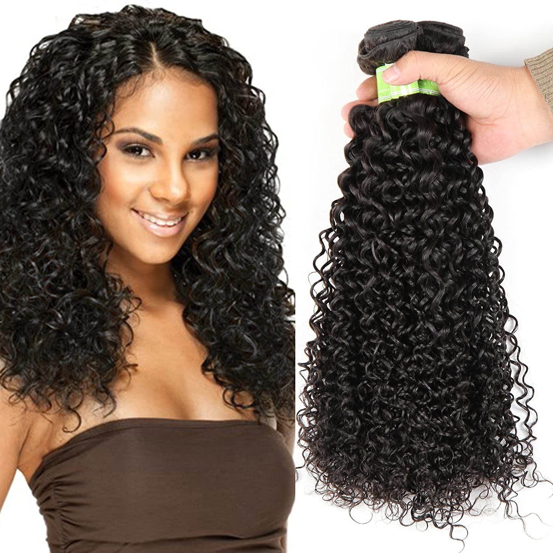 Amazon Fani 8a Brazilian Virgin Hair Curly Wave 12 14 16