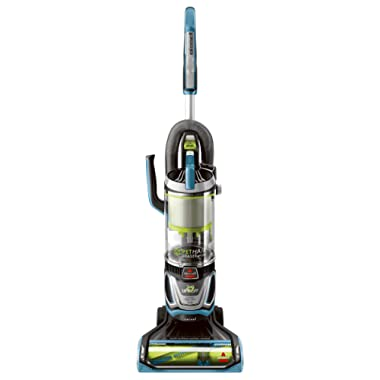 Bissell Pet Hair Eraser Lift Off Bagless Upright Vacuum, Blue