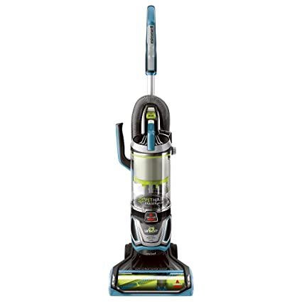 Amazon.com: Bissell Pet Hair Eraser Lift Off Bagless Upright Vacuum Blue: Home & Kitchen