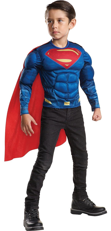 Rubies s/ talla /única multicolor itg31708 /Superman Disfraz unisex-child
