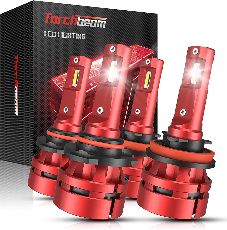 Torchbeam LED Headlight Bulb Kit