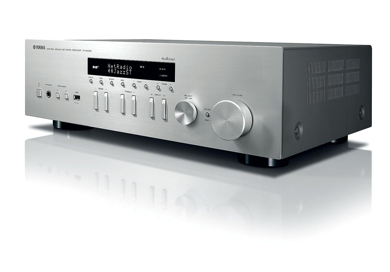 Yamaha R-N402 D silber: Amazon.de: Audio & HiFi
