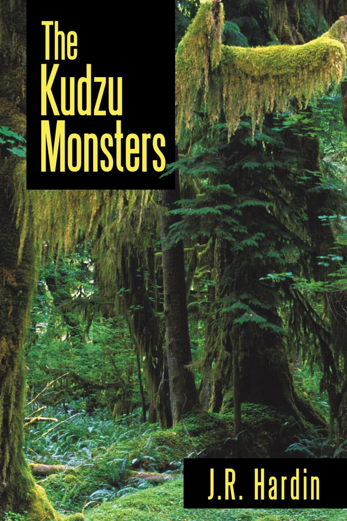 Download The Kudzu Monsters ebook