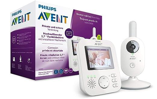 Test Philips AVENT SCD833 Video-Babyphone