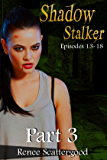 Shadow Stalker Part 3 (Episodes 13 - 18) (Shadow Stalker Bundles)