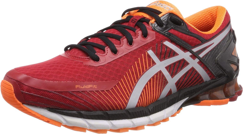 tarjeta triunfante ambulancia  Amazon.com   ASICS Gel-Kinsei 6 Running Shoe - AW16-16 - Red   Running