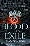 Blood of an Exile: Dragons of Terra Book 1