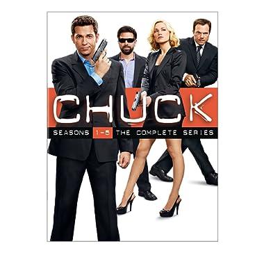 Chuck: Season 1 - Season 5