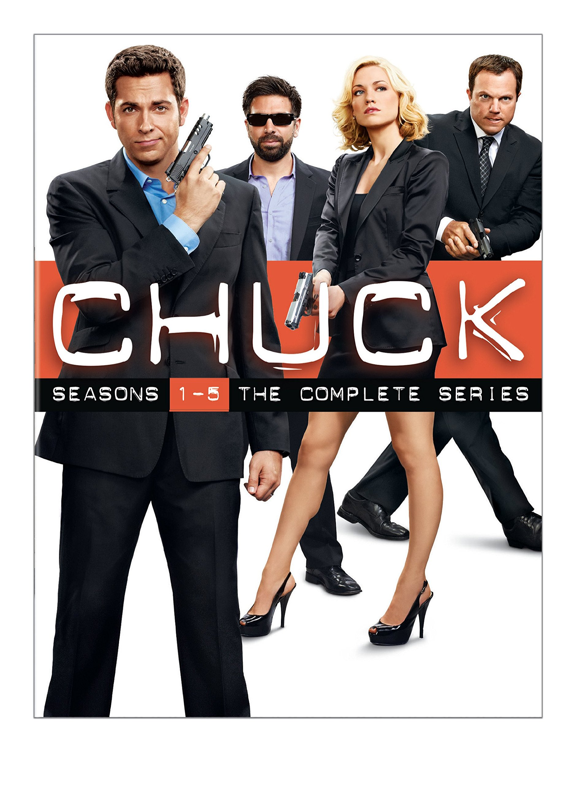 Chuck: The Complete Series by Warner Manufacturing
