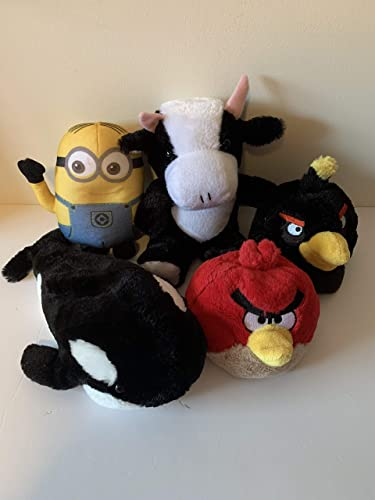 Amazon Com Small Weighted Stuffed Animals Various Characters