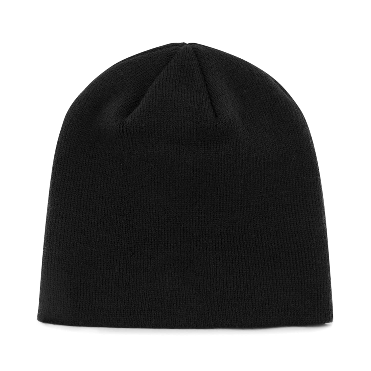 47 Brand Cuffless Winter Beanie Hat One Size Fits Most NFL Knit Skull Toque Cap
