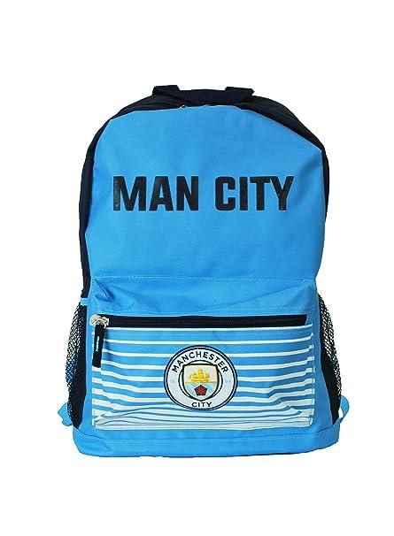 FC Barcelona Messi Soccer Backpack Schoolbag Adjustable Straps (Manchester United)