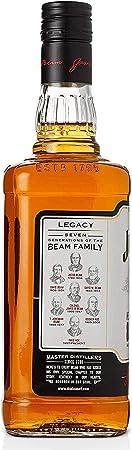 Jim Beam Kentucky Straight Bourbon Whisky, 40% - 700 ml