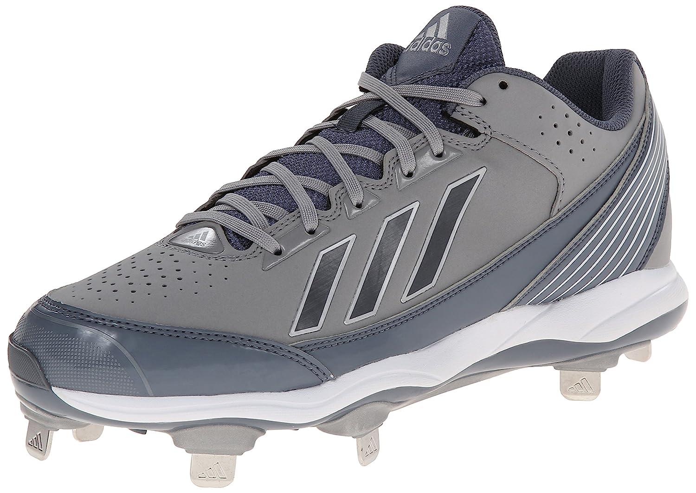 645c71a6940d Amazon.com | adidas Performance Men's PowerAlley Metal Low Baseball Cleat |  Baseball & Softball