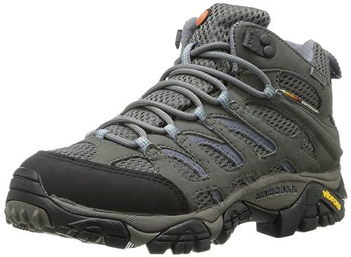 Merrell Women's Moab Mid Gore-Tex Hiking Shoe