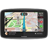 "TomTom GO 6200 World - Navegador GPS (6"" pantalla tactil, flash, batería, encendedor de cigarrillos, USB, interno), (version europea Espana, Italia)"