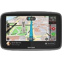 TomTom GO 6200 - Navegador 6 pulgadas, llamadas manos libres, Siri y Google Now