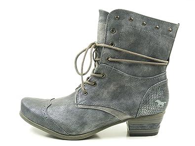 Mustang 1187 517 Damen Stiefelette  Amazon   Handtaschen Schuhe & Handtaschen  837c3c