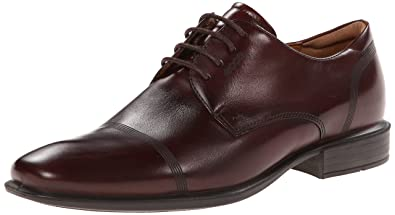 7462f82a893c ECCO Men s Cairo Cap Toe Oxford
