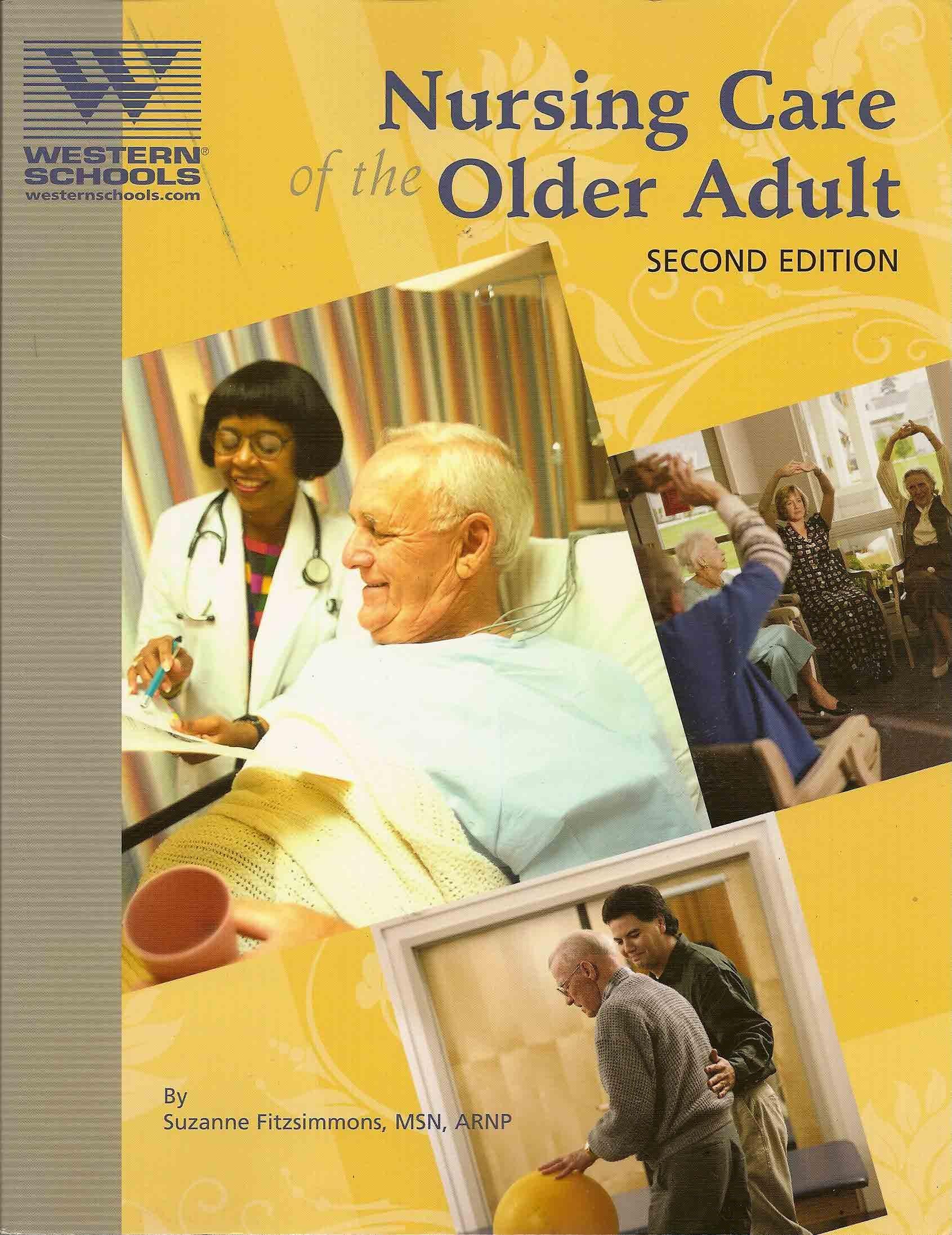 Nursing Care of the Older Adult (Western Schools Edition) ebook