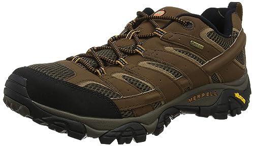dfb11cb053 Merrell Men's Moab 2 GTX Hiking Shoe