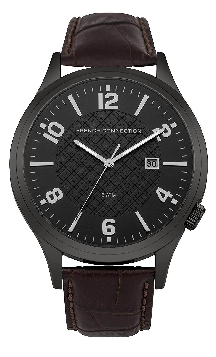 French Connection Herren-Armbanduhr Analog Quarz FC1260TB