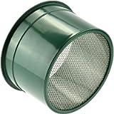 SE GP4-10 6-Inch Green Mini Sifting Pan, 10 Holes Per Square Inch