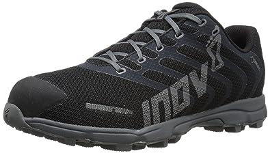 Inov-8 Men's Roclite 282 GTX Trail-Running Shoe, Black/Grey,