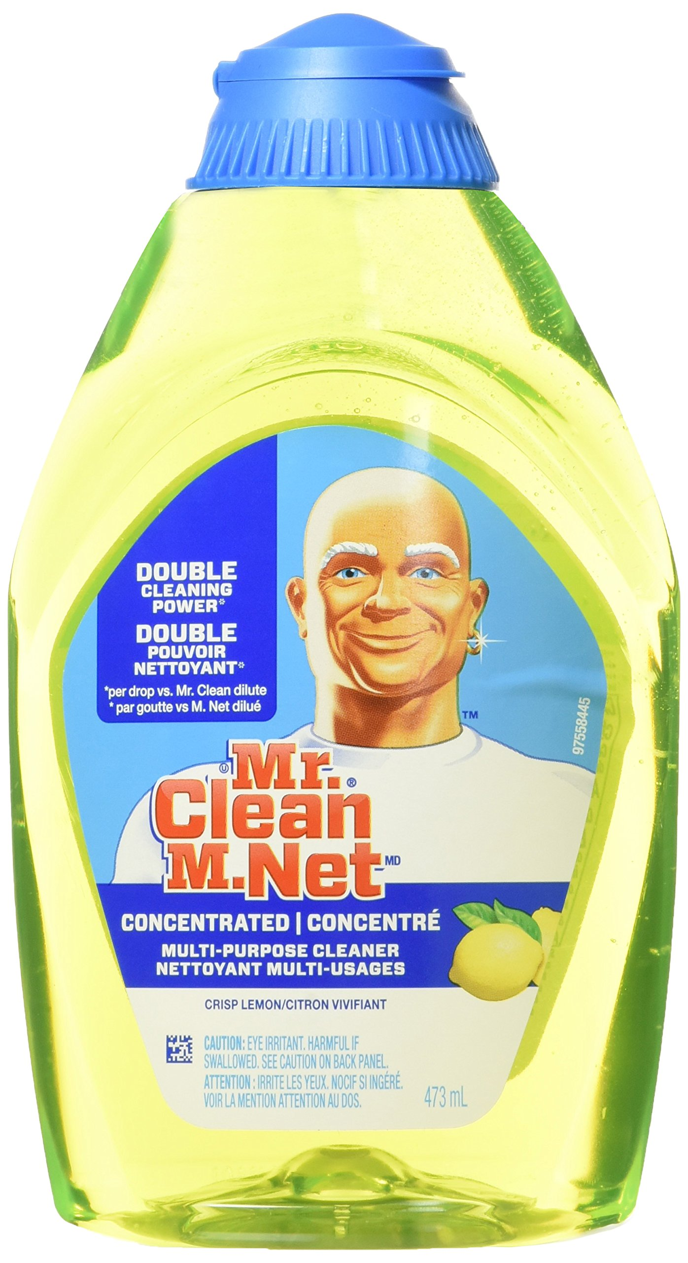Mr Clean Liquid Muscle Cleaner with Febreze (1, Yellow)