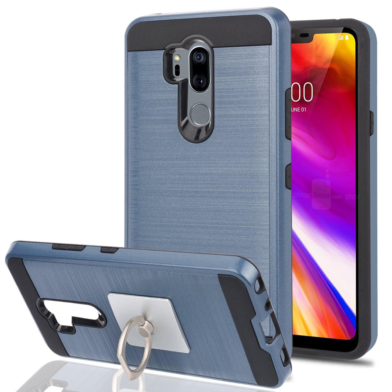 Amazon.com: LG G7 teléfono Funda, LG G7 Thinq Carcasas con ...
