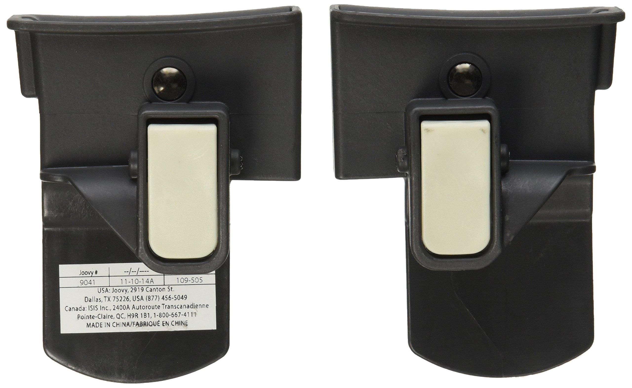 Joovy Caboose VaryLight Adapter for Britax