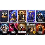 Doctor Who 1-9 Complete BBC TV Series DVD Collection Season 1, 2, 3, 4, 5, 6, 7, 8, 9 + The Specials + Extras + Special Features