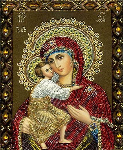 Susada Religious DIY 5D Diamond Embroidery Painting Rhinestone Cross Stitch Decoration